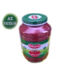 4300 Gr lık AZ TUZLU Domates Salçası