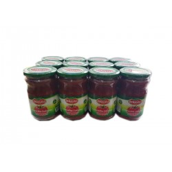 700 Gram Az Tuzlu Domates Salçası KOLİ